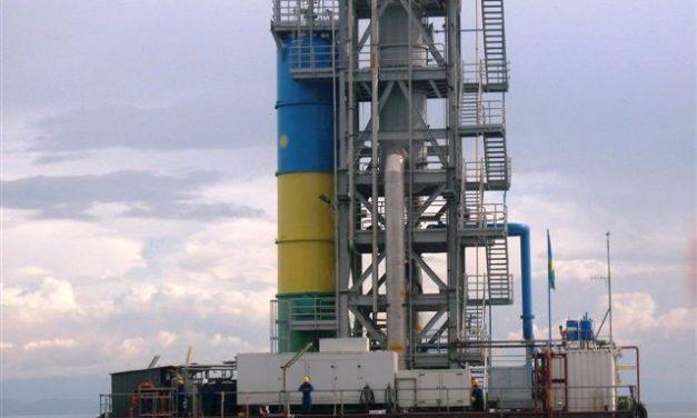 Gaz méthane: la RDC et le Rwanda signent un accord pour des recherches dans le lac Kivu