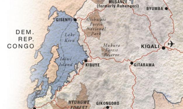 Bientôt ouverture d'une frontière officielle entre le Rwanda et la RDC à Idjwi
